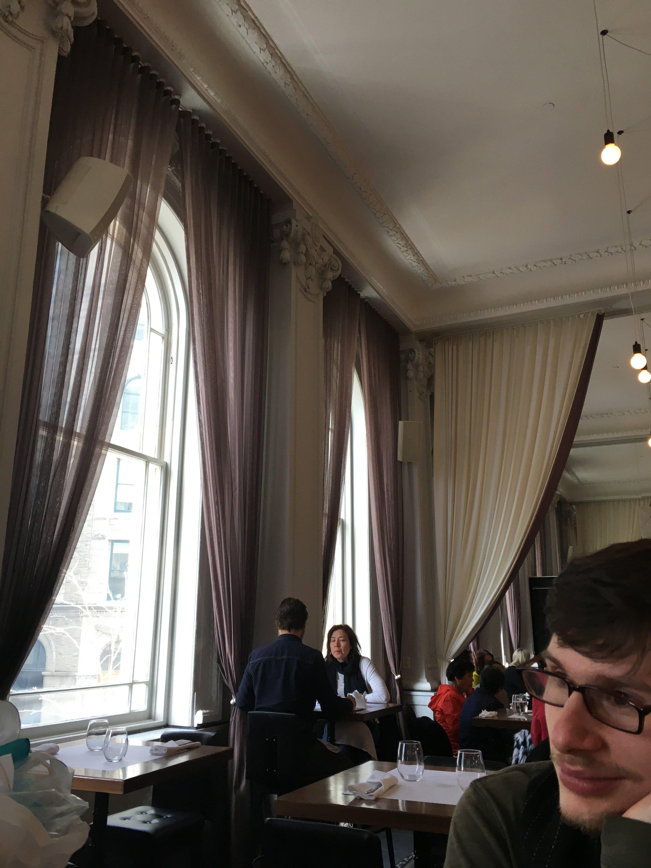 Brasserie 701, Montreal