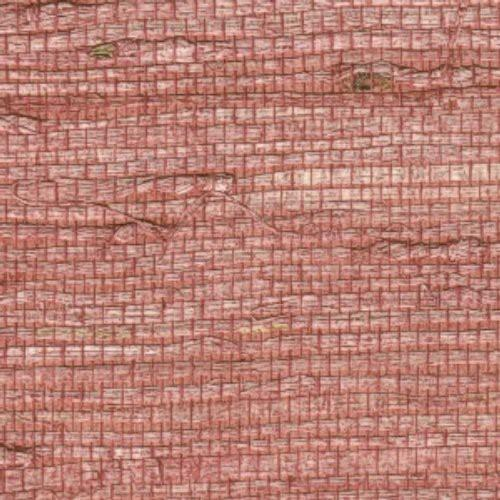 Coral Philip Jeffries Grasscloth