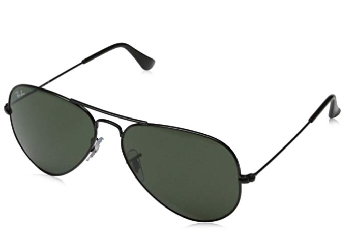 Classic Ray Ban Aviator Sunglasses    $153