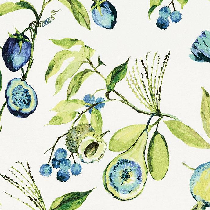 Alana Blue Fabric