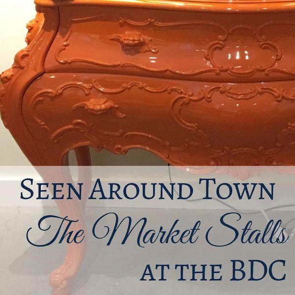 Tha Market Stalls, Boston Design Center