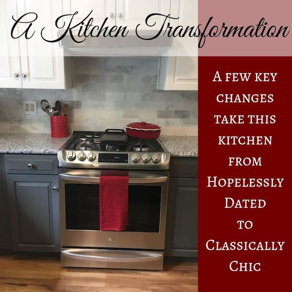 A Kitchen Transformation, Interior Design, Kitchen Makeover, Acton, MA