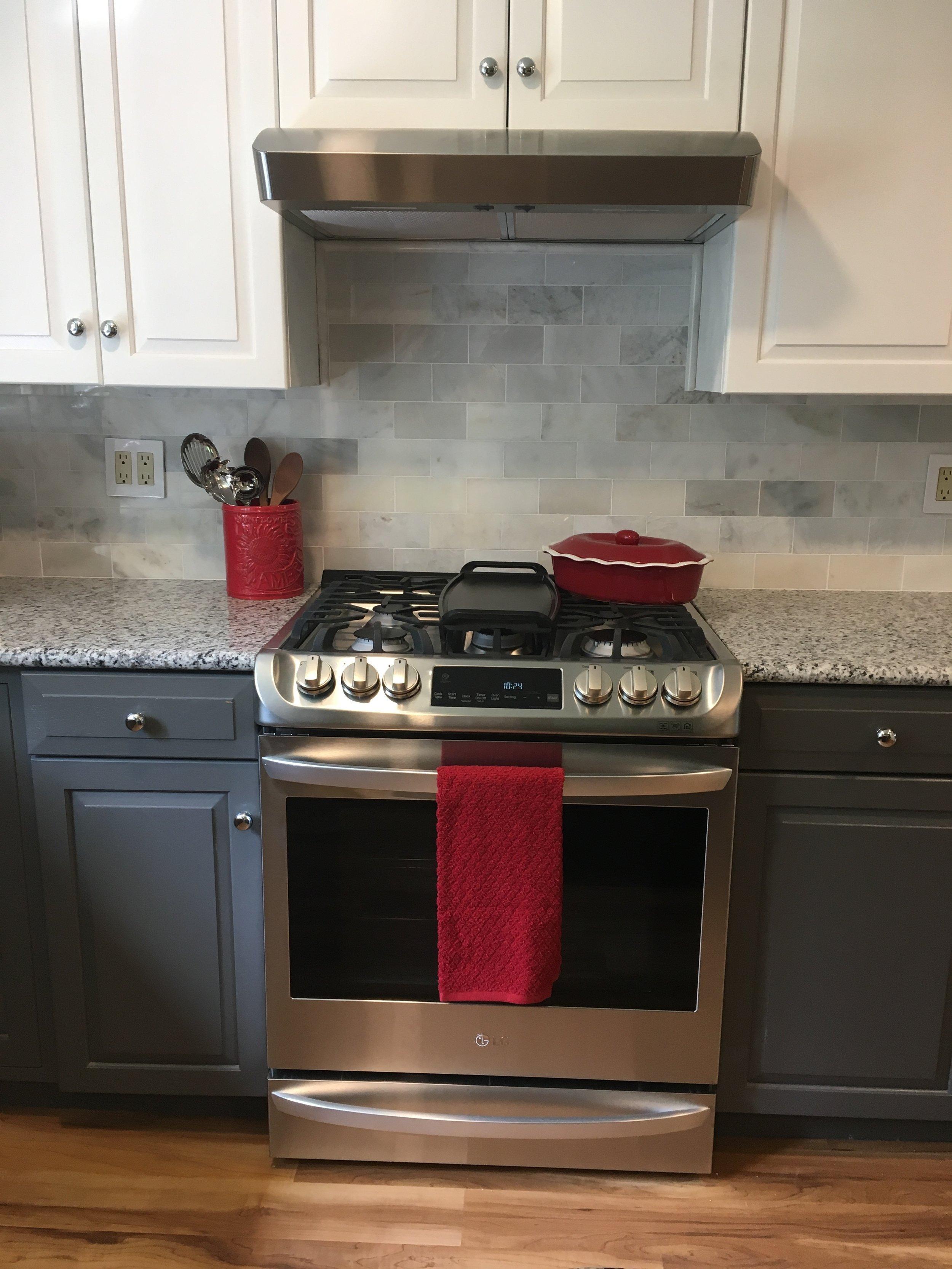 Kitchen Staging JRL Interiors 01720