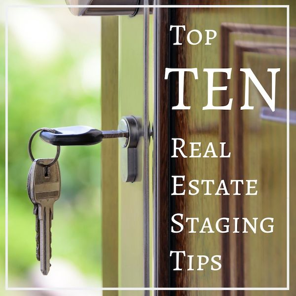 Top 10 Real Estate Staging Tips by JRL Interiors 01720