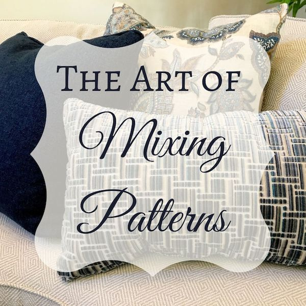 The Art of Mixing Patterns by JRL Interiors 01720