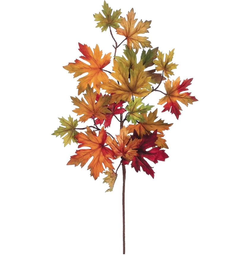"""33"""" fall leaf spray"""