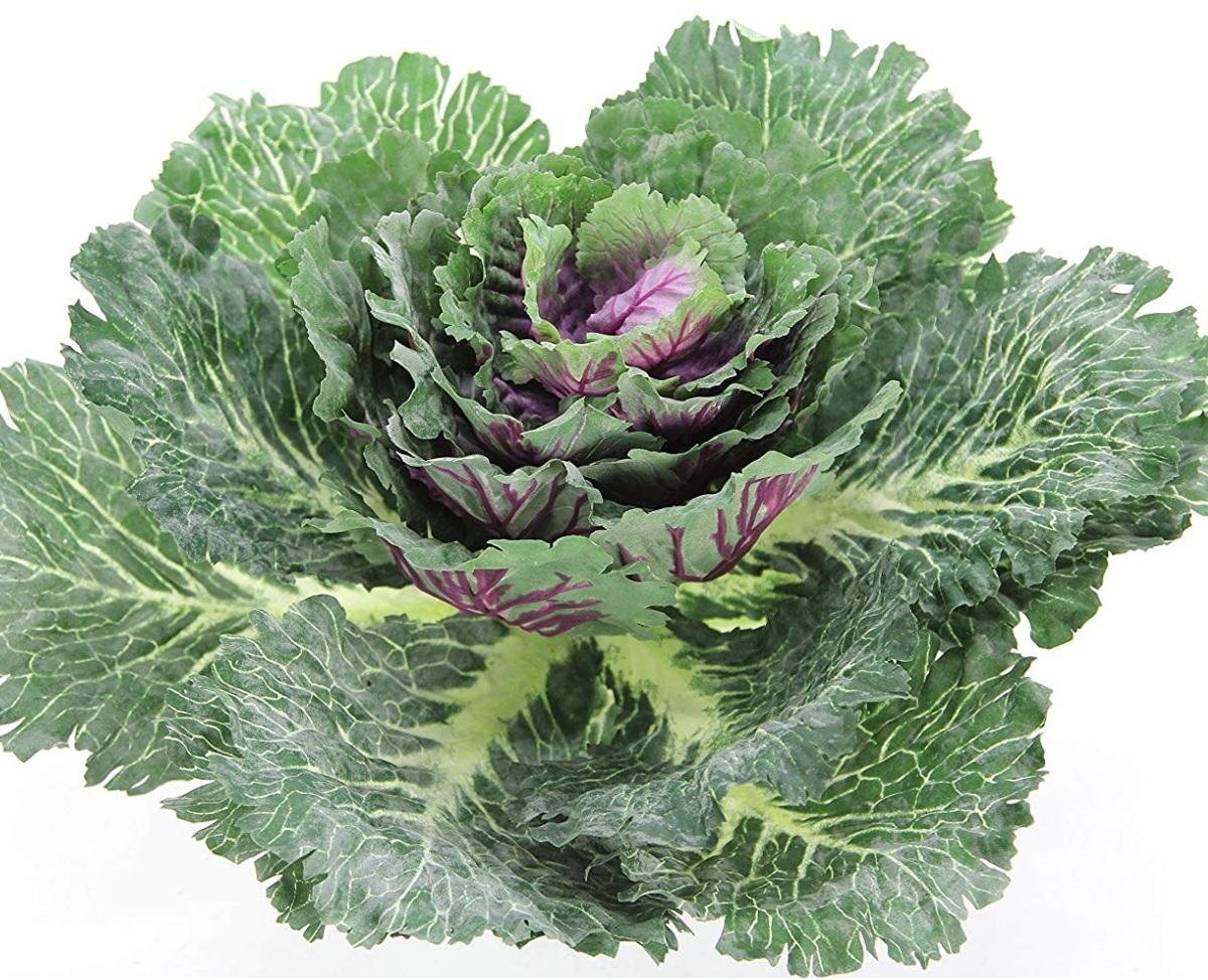Faux kale stem