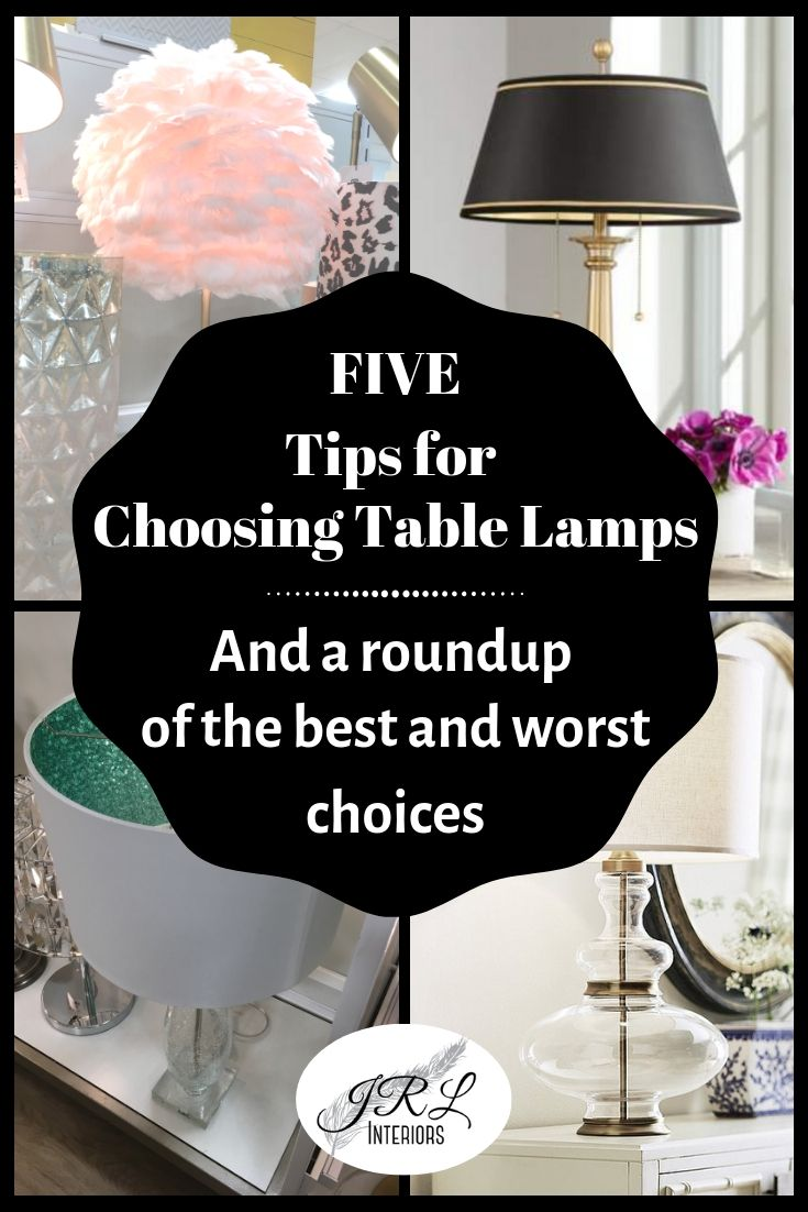 Tips for Choosing Table Lamps And a roundup of the best and worst choices.jpg