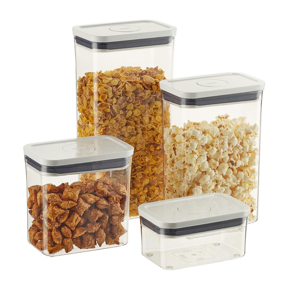 modular stackable canisters