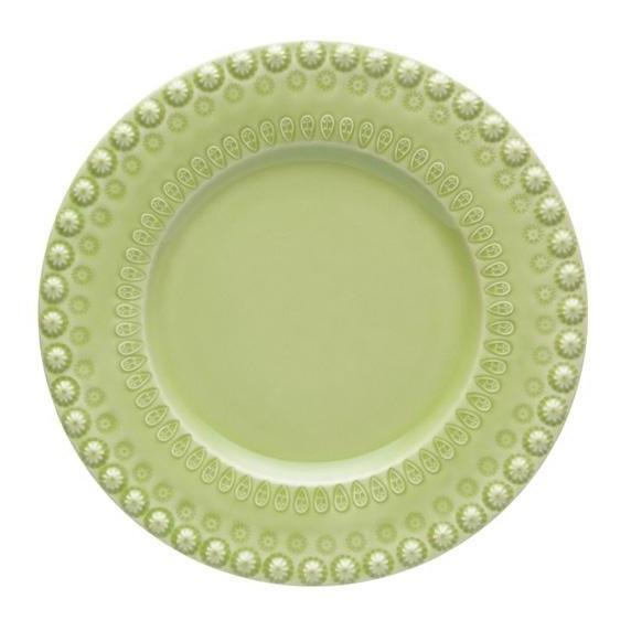 "8 2/3"" dessert plate, set/4"