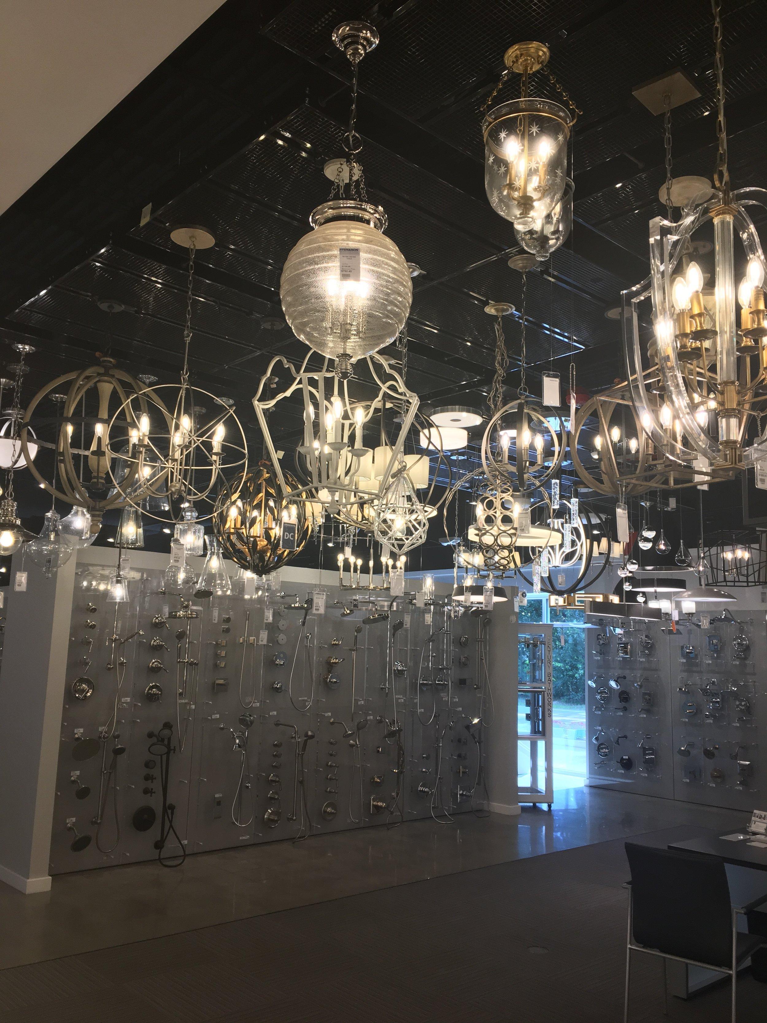 Ferguson's Bath, Kitchen, and Lighting Showroom