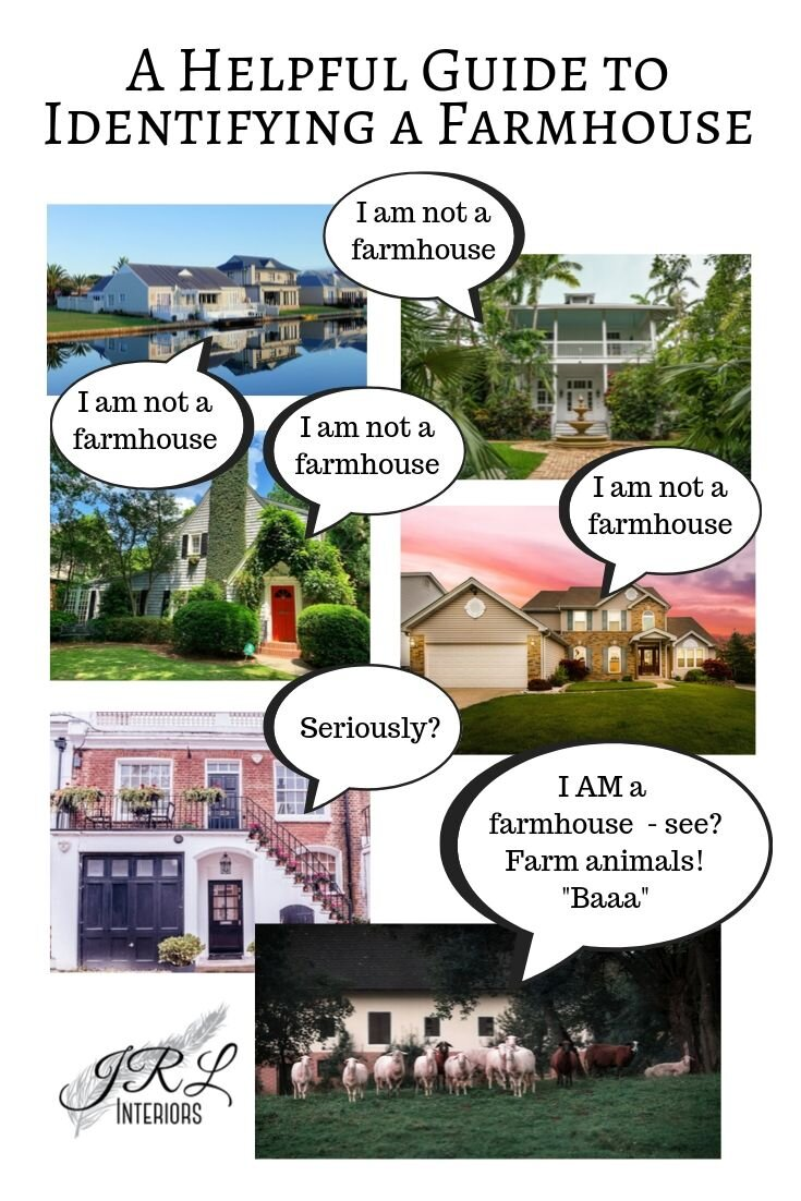 A helpful guide to identifying a farmhouse