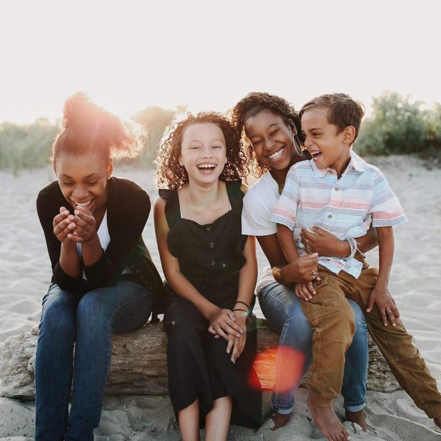 cousins. built in best friends.  #stellamyaphoto #beachphotoshoot #plumislandphotographer #newburyportmaphotographer #kingstonnhphotographer #familyphotos #familyovereverything #goldenhour