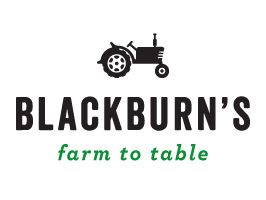 Blackburns Farm to Table