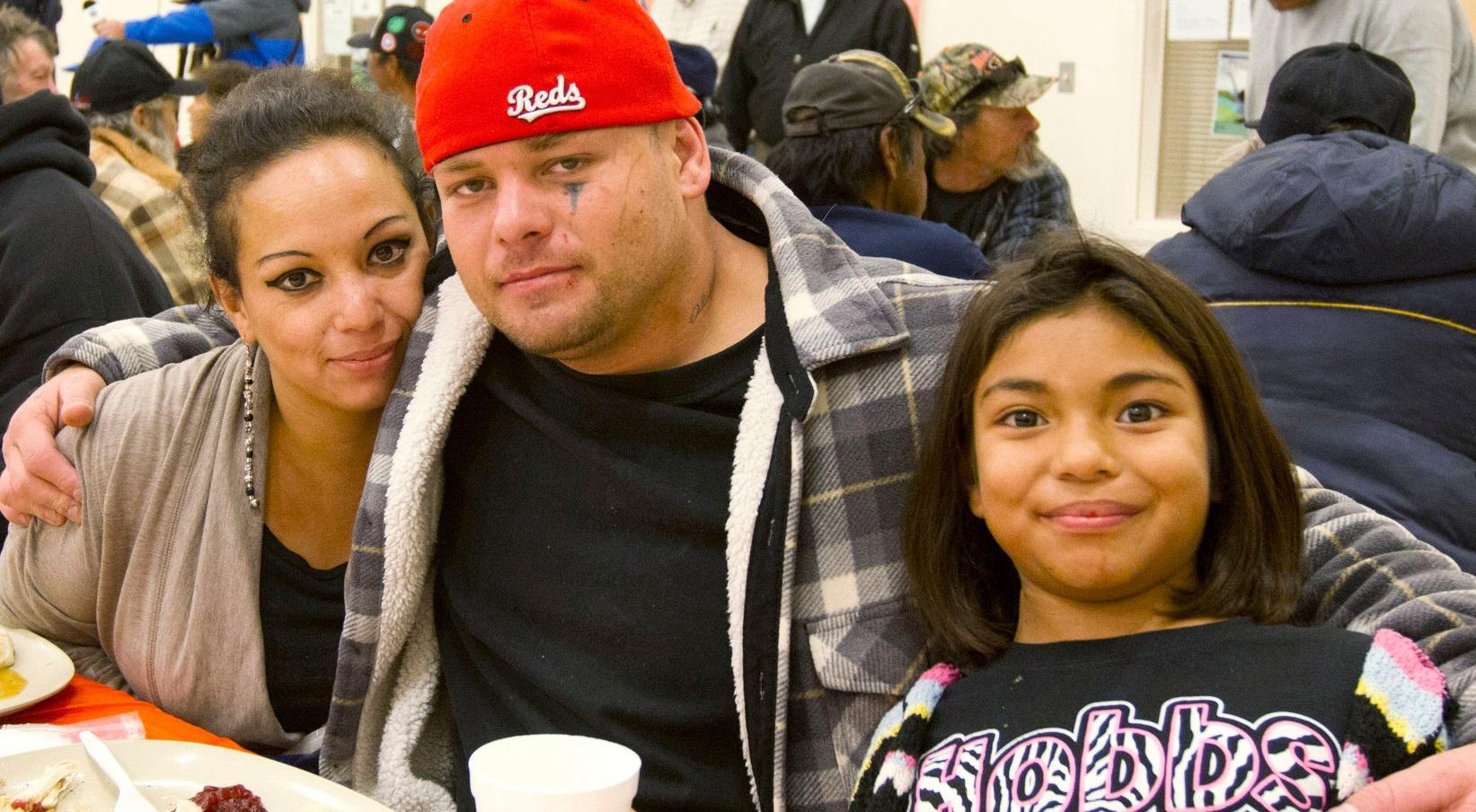 Guests, Steelbridge Homeless Outreach Event