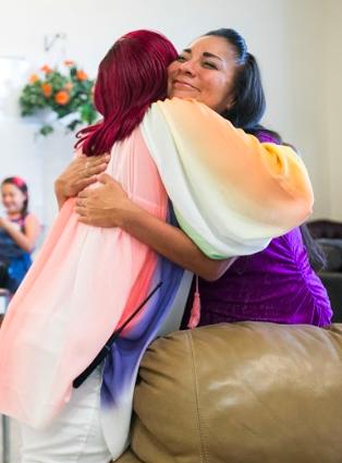 Albuquerque homeless Steelbridge Women and Children In Crisis Center