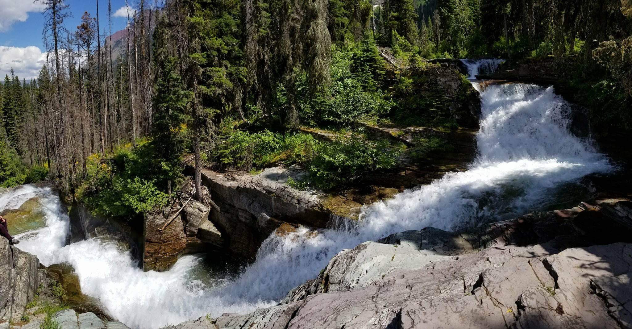 Oh  Glacier National Park  you have our hearts! She's pretty gorgeous isn't she?