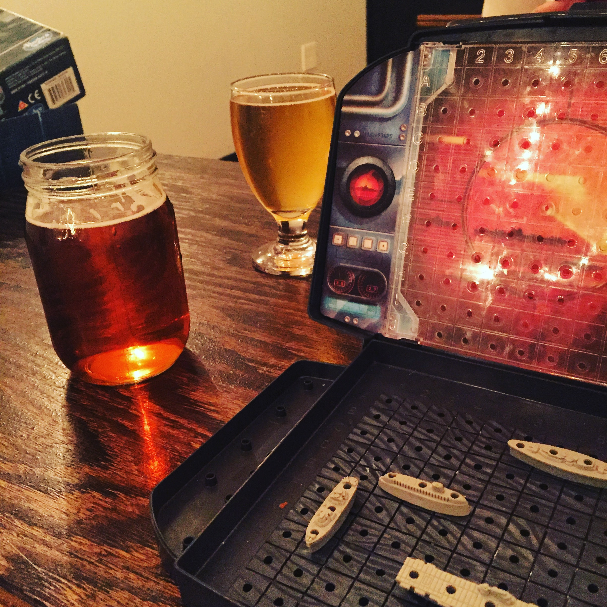 Beers and Board Games at Batch