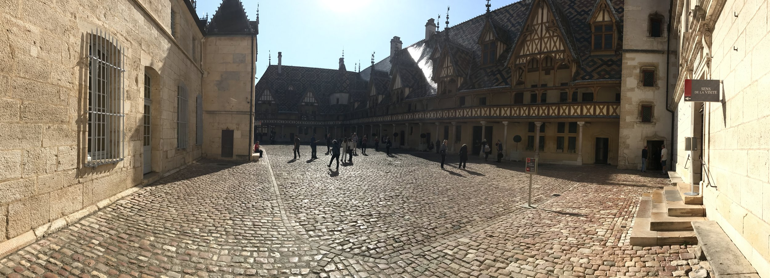 """This beautiful town is the capital of Burgundy's wine country. The Escargot was on point and the tour we took of the  """"Hospices de Beaune""""  was simply fascinating. The yearly wine auction held here demands some of the heaviest prices of wine I have ever heard of, but it's all for a good cause!"""