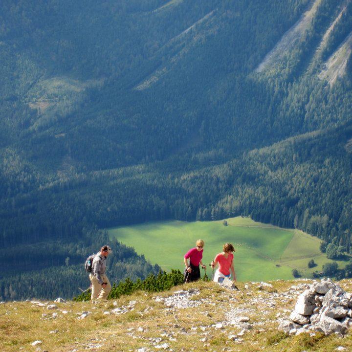 Photo Courtesy of:Yannick Laffrat of  Trekking Austria ,