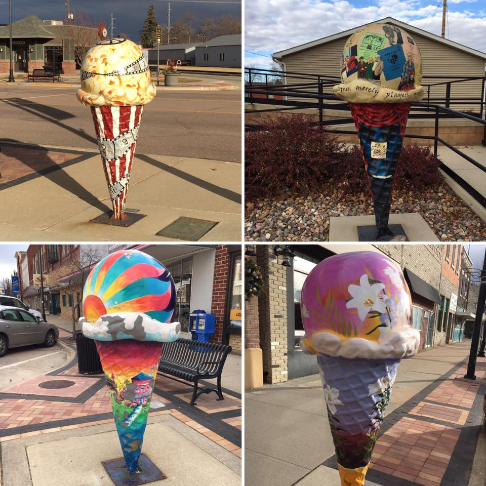 Ice Cream Cone Hunting!