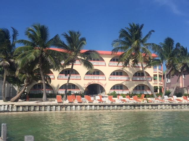 Our hotel, Banana Beach Hotel