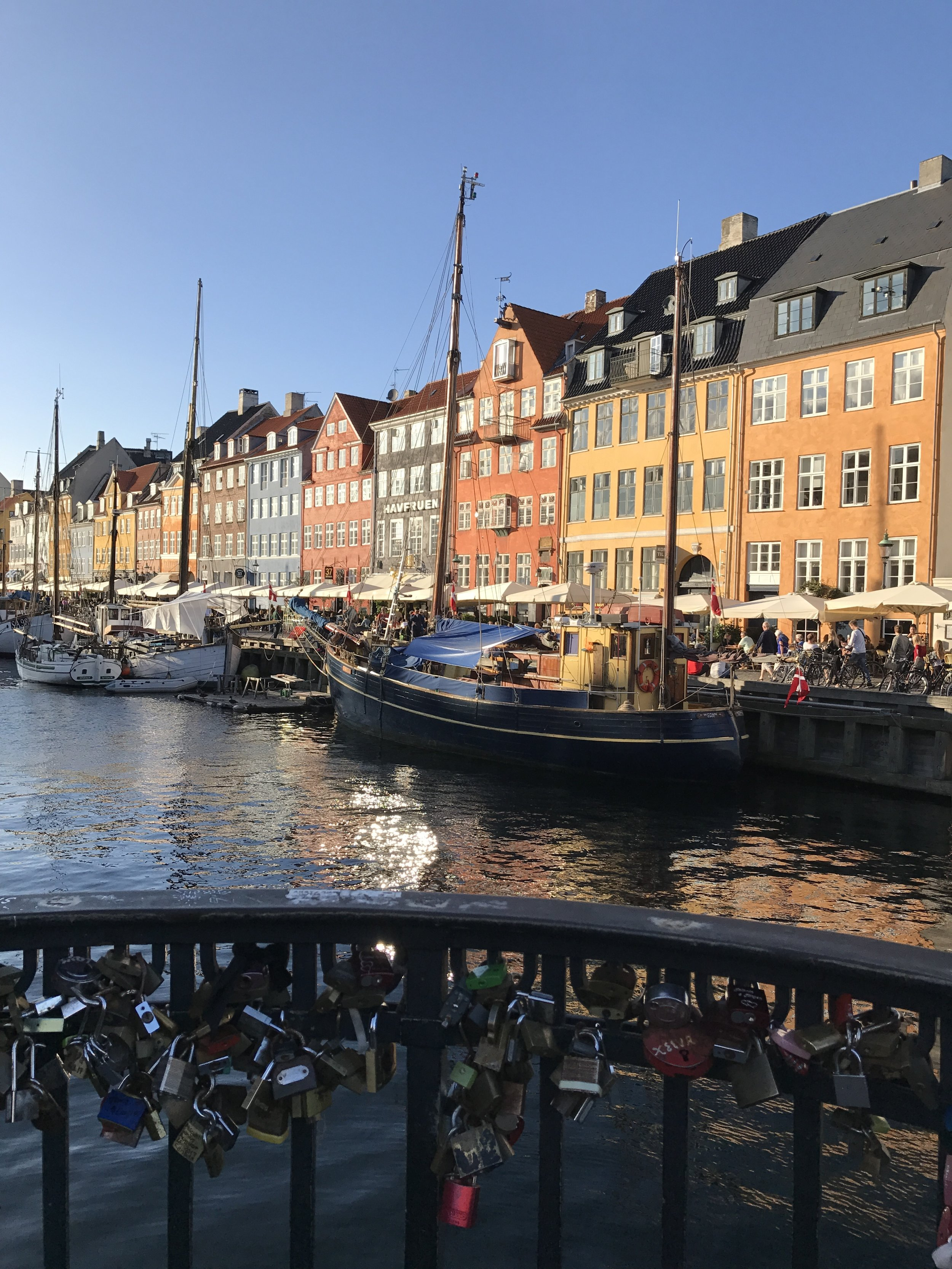 If you still need a reason to visit, you should know that Denmark is ranked as the happiest country on the globe.