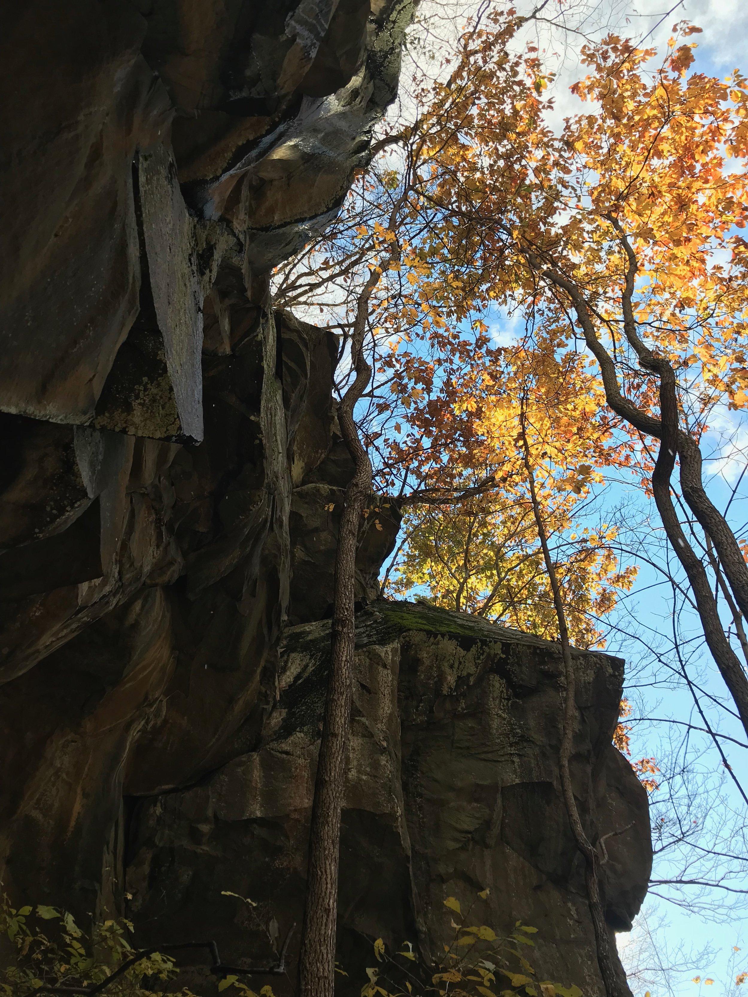 Shenandoah National Park in autumn… DO IT!