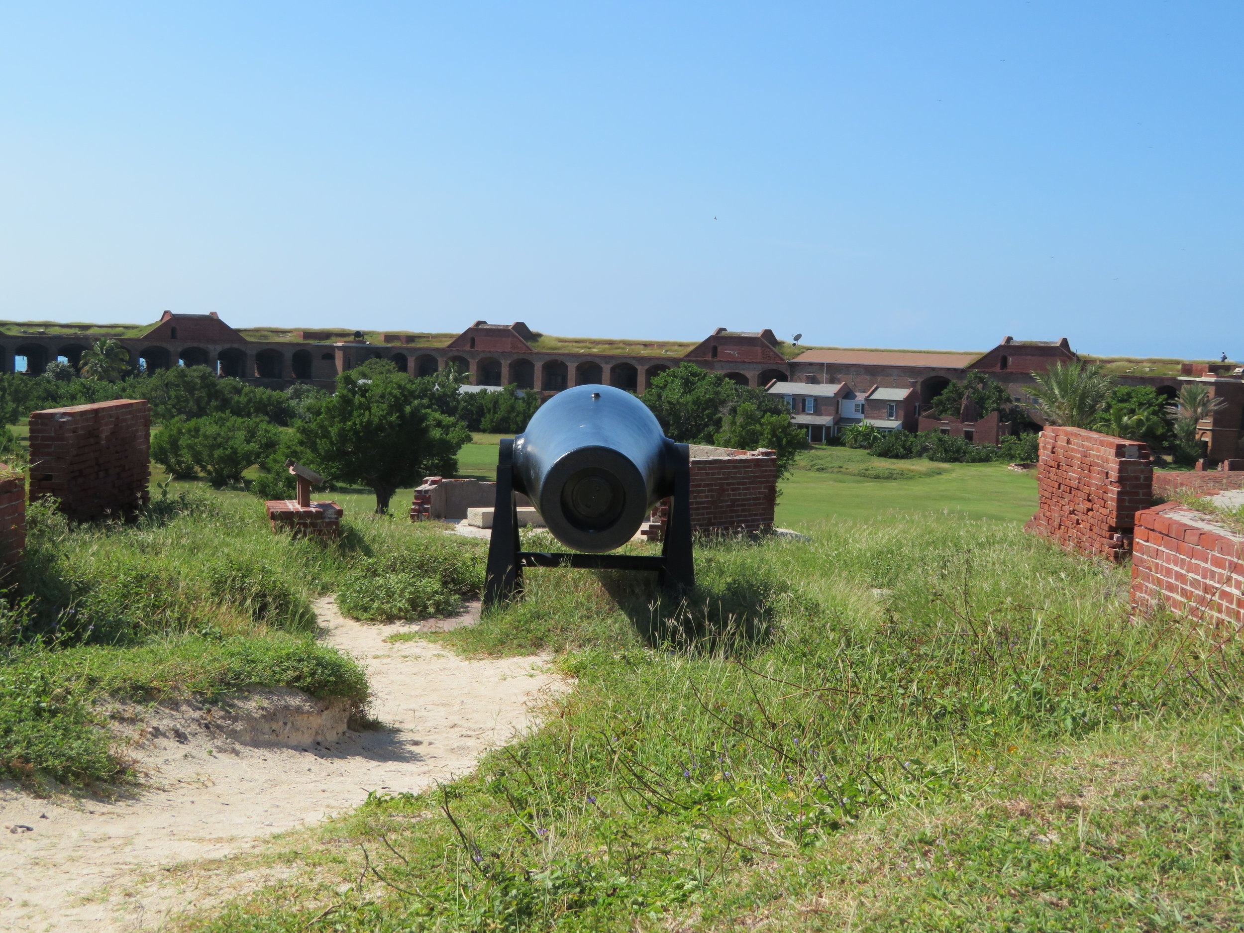 Fort Jefferson canyon.