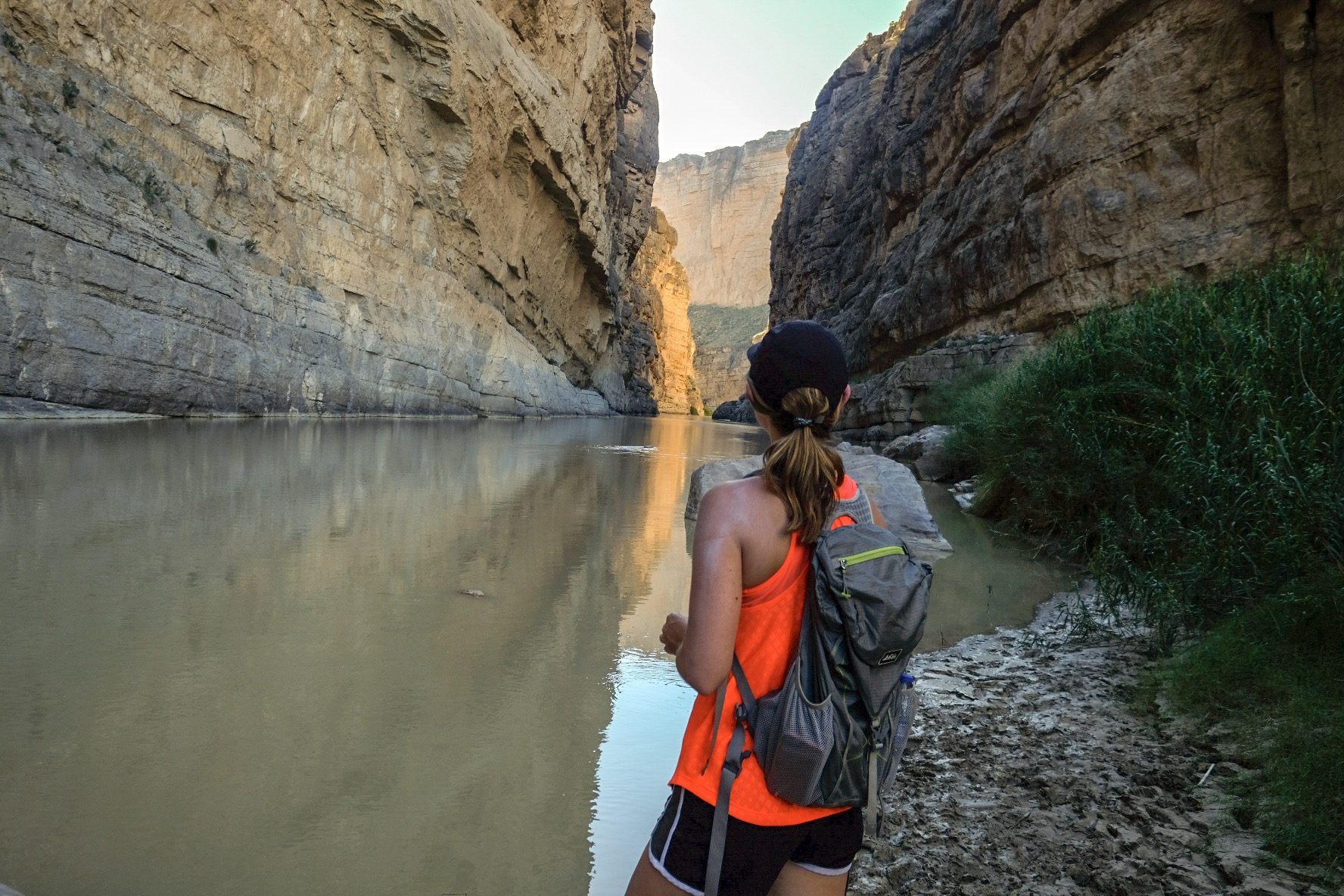 Santa Elena Canyon, Big Bend.