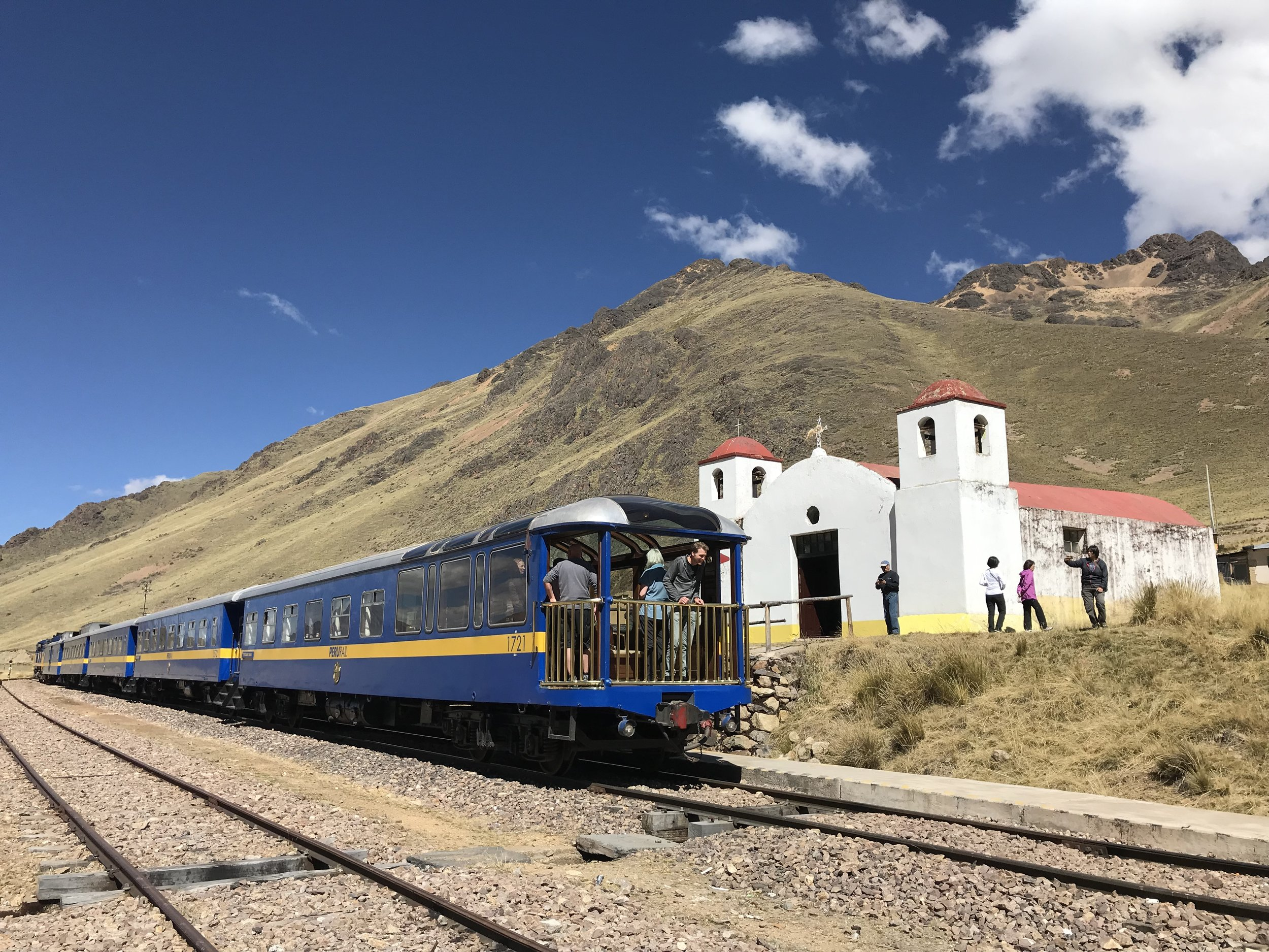 Train, plane, automobile, or by foot. Where would you go this summer if given the option?