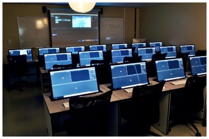 I Mac Editing Lab #1