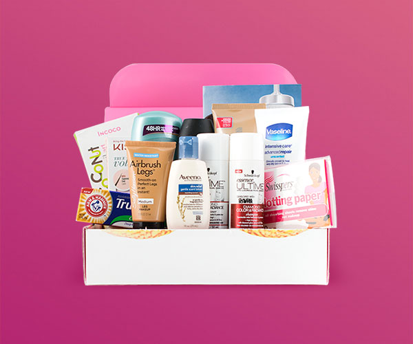 Walmart Beauty Box - Summer