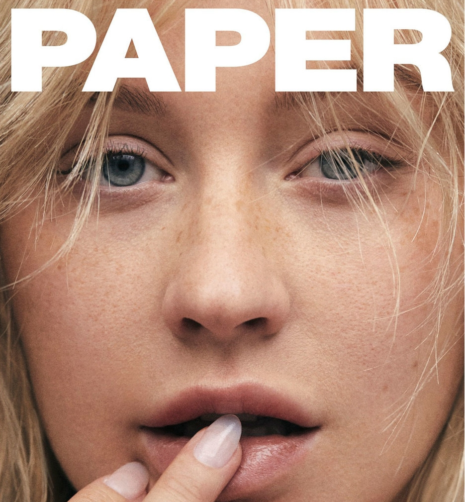 7. NAKED FACES - NATURAL IS IN - Christina Aguilera is as beautiful as I've ever seen her on this Paper magazine cover. Not a hair extension or fake lash in sight...SO REFRESHING to see. I am feeling so much more relaxed and comfortable in myself as I get towards 30; letting go of any pressure to look a certain way, relaxing into my own style and just generally not giving a f***. Meghan Markle (Rachel Zane fan for life) is hopefully shifting the trend away from 'insta glam' towards a more classic look which never goes out of style! Drop me a comment below if you are having a similar experience, I'd LOVE to know!