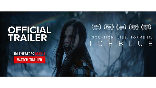 Last day to see Ice Blue in Vancouver @LandmarkCinemas New Westminster  WATCH THE TRAILER! Link in bio. . Directed by @sandivva  Starring @MichelleMorgan_ @SophiaHirt @billy_maclellan @mattandsamsbrother . . . . . . #indiefilm #NowPlaying #film #Canadianfilm #AlbertaFilm #shawrocketfund #telefilm #telus #yvr #vancouver #icebluemovie #femalefilmmaker #womeninthedirectorschair #womeninfilmk
