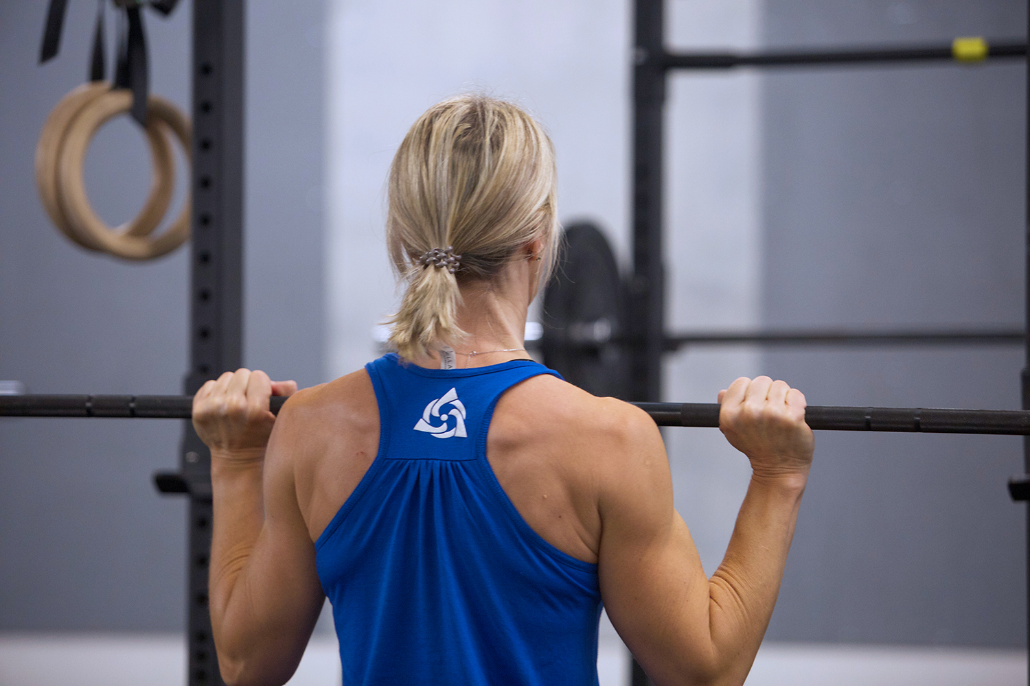 I have CrossFit experience -