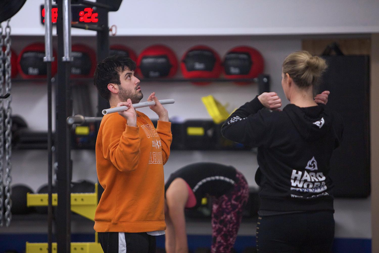 I am brand newto CrossFit -