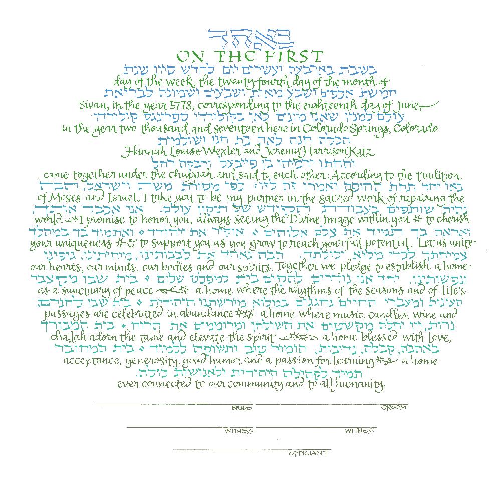 navi text in Green/Blue -