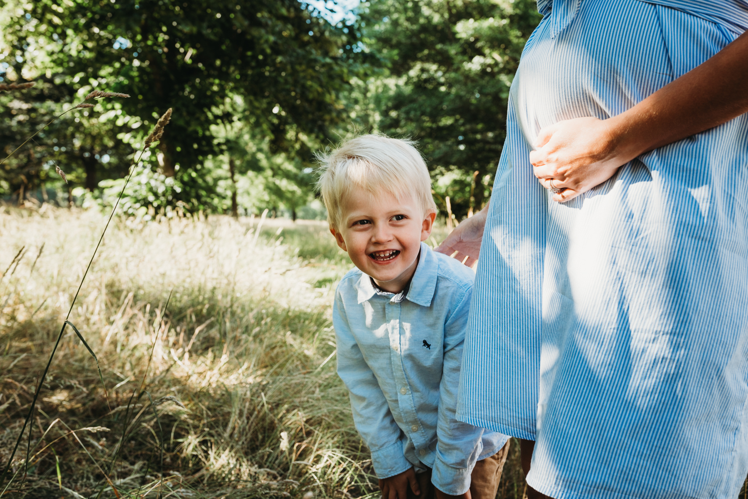 Hampshire and Winchester Maternity Photographer