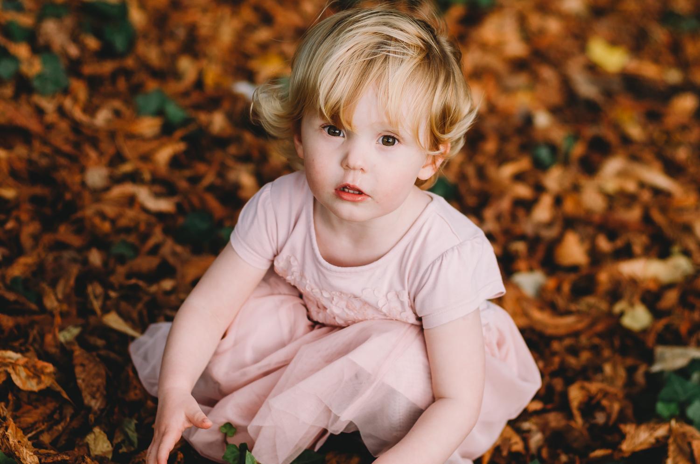 Autumn Children Photoshoot New Forest Hampshire