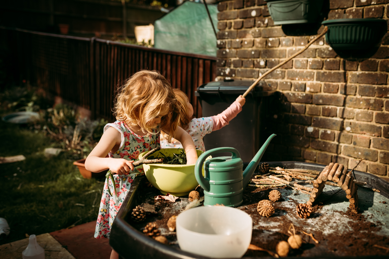 childrens photography Netley Evie Winter