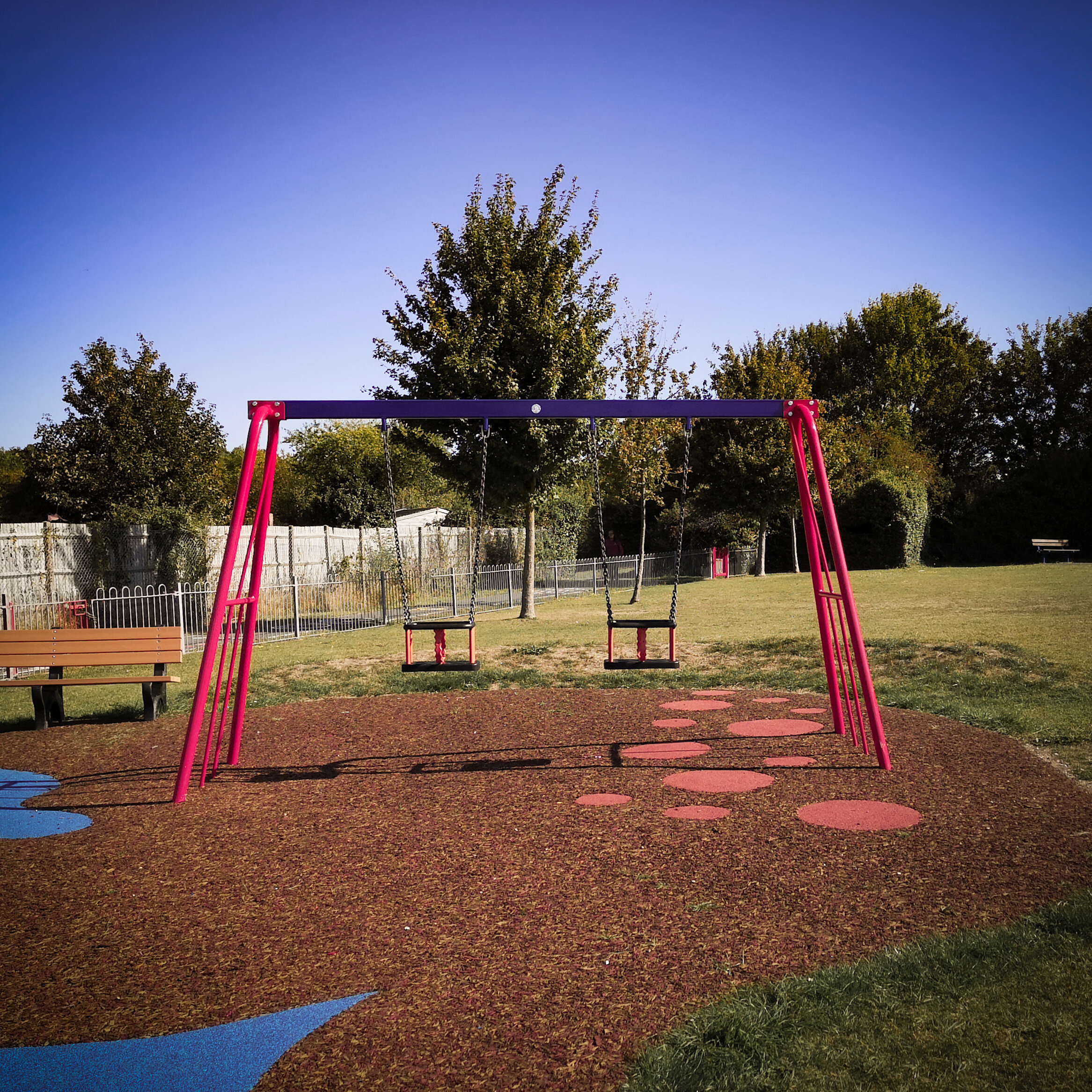 Gordon Ave Playground in Winchester was opened in Autumn 2019