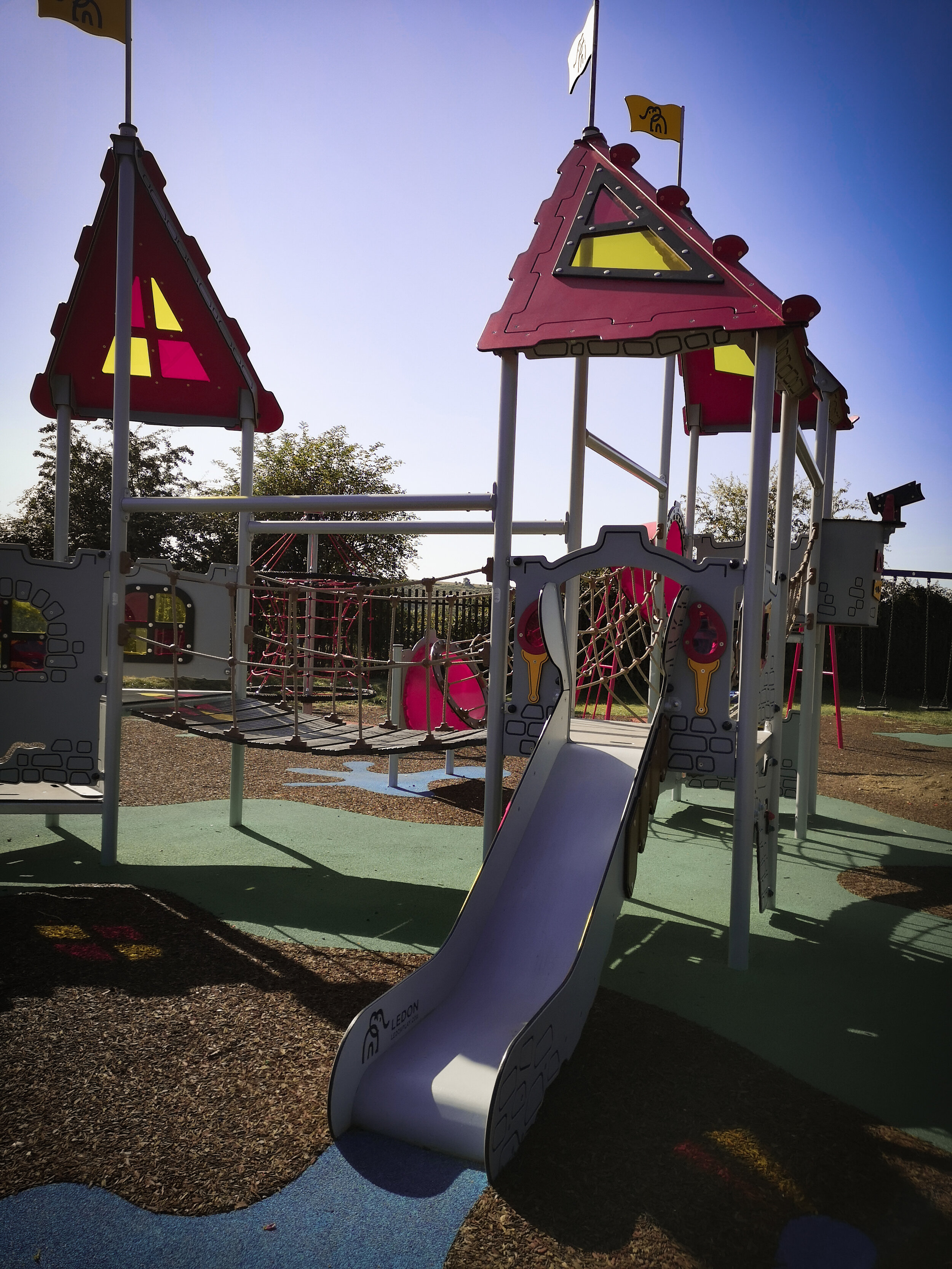 Gordon Avenue Playground is Perfect for Highcliffe Locals
