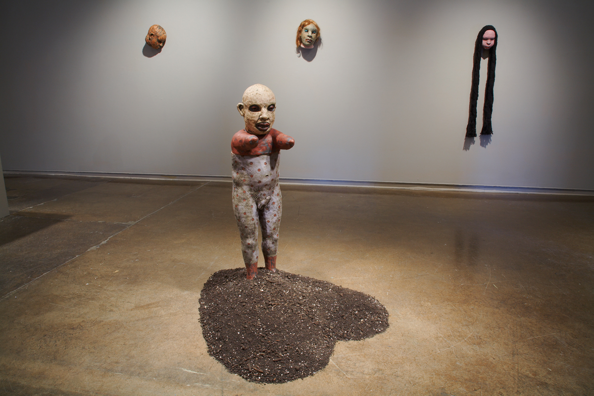 Contemporary Monsters   Curatorial Project Tom Bartel