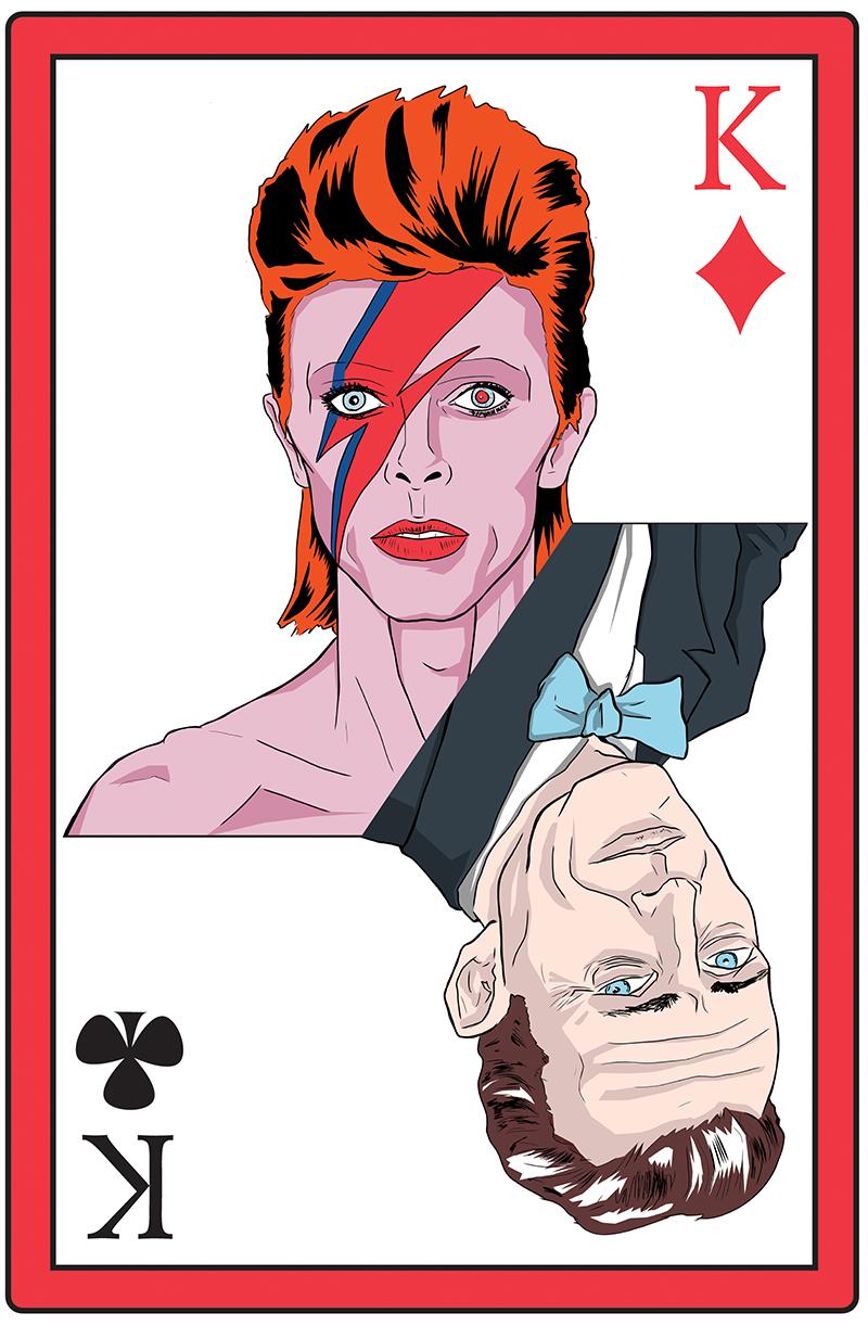 Good Kings Bing & Bowie Swing cover by Carlos Gabriel Ruiz