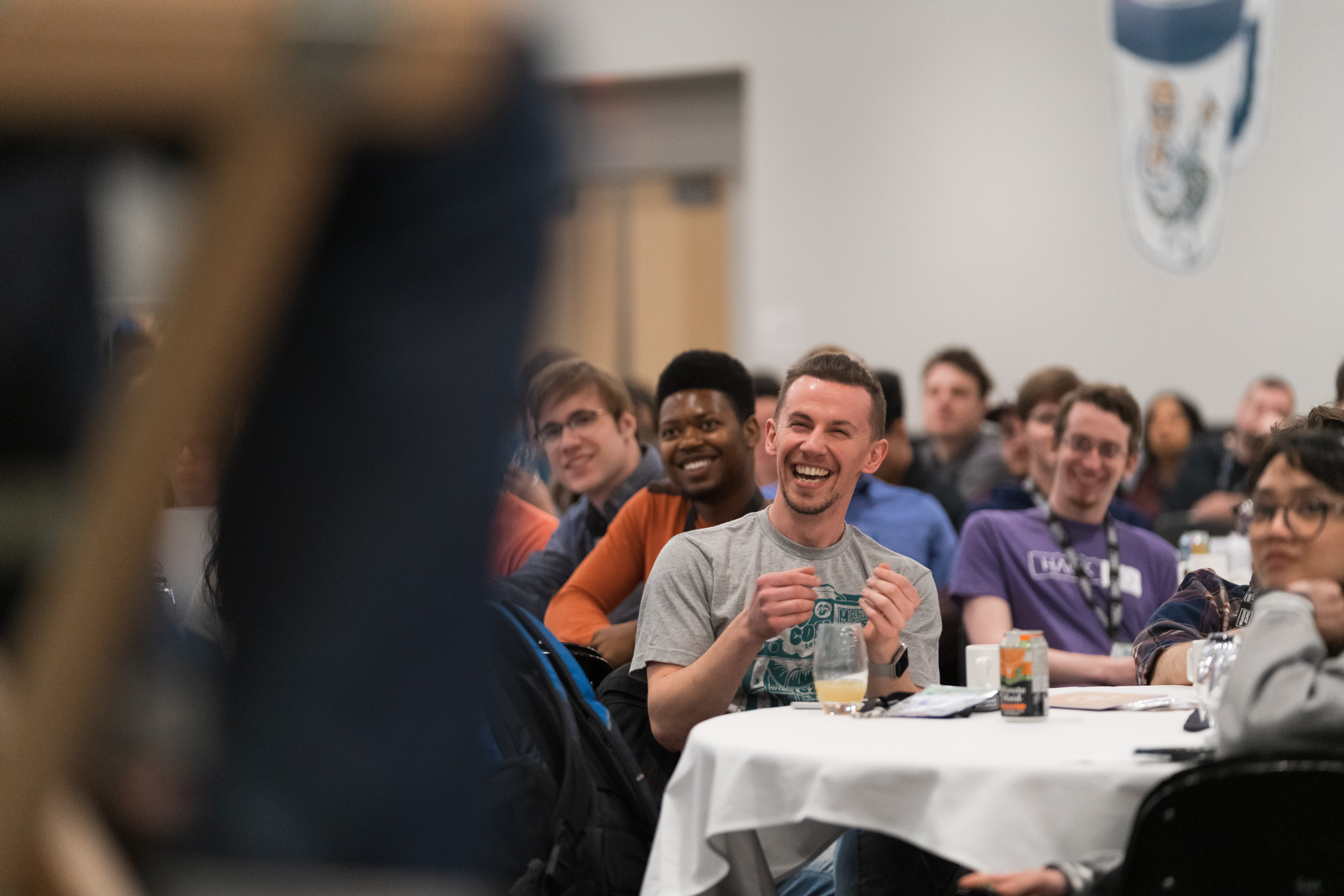 STUDENT DEVCON - Every year in March, we welcome hundreds of technical students to our annual conference focused on getting you the skills you need to succeed at high-performing companies.Learn More