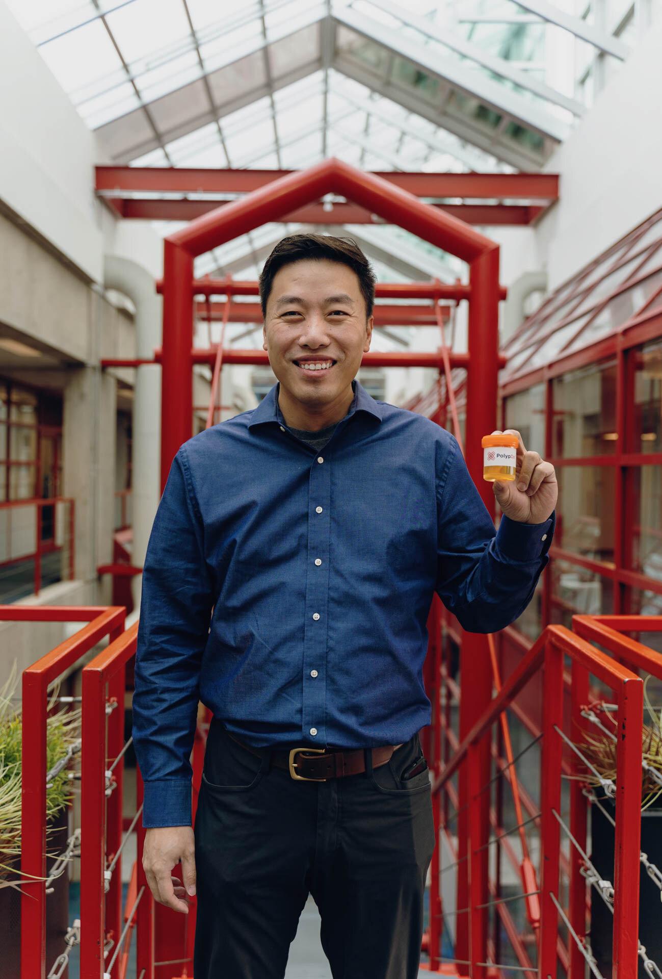 David Chang, CEO at Metabolomic Technologies Inc.