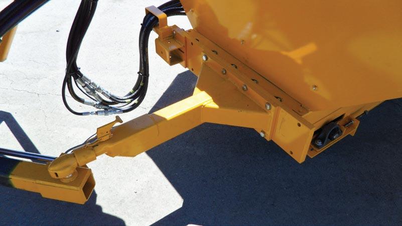 Adjustable Hitch -