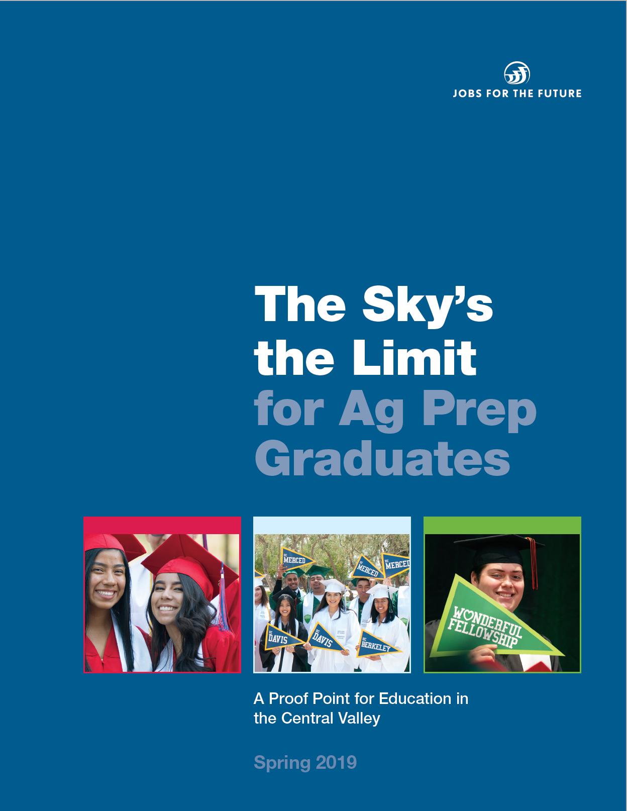 The Sky's the Limit for Ag Prep Graduates