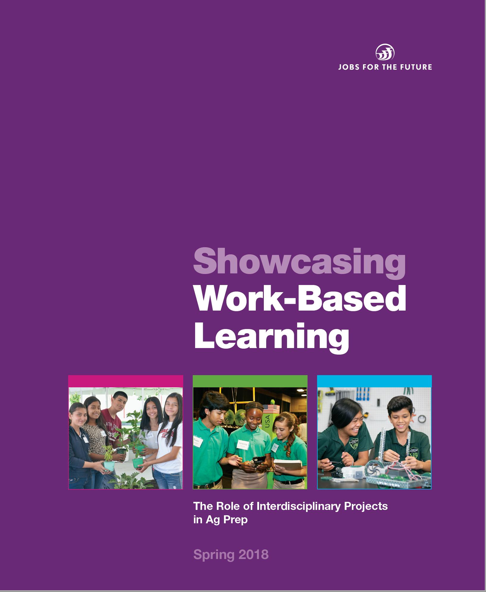 Showcasing Work-Based Learning